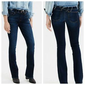 American Eagle Kick Boot Jeans Size 10